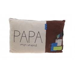 Krémový vankúšik Papa