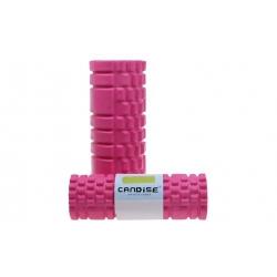 Masážní válec 2ks ružový