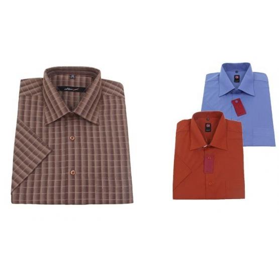 Košeľa s krátkym rukávom MIX