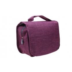 Kozmetická taška závěsná Travel Boxin fialová