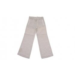 Detské plátené nohavice