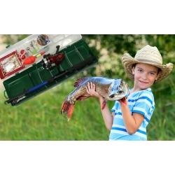 Rybárska sada pre začiatočníkov