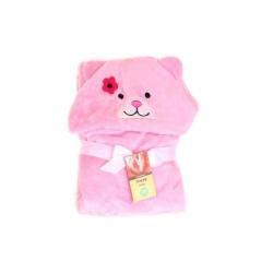 Detská deka zvířátková Happy Baby vzor 2