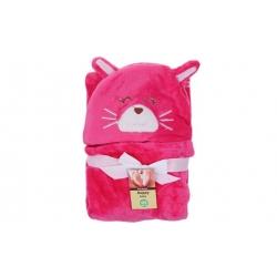 Detská deka zvířátková Happy Baby vzor 16