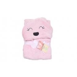 Detská deka zvířátková Happy Baby vzor 1