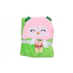 Detská deka zvířátková Happy Baby vzor 3