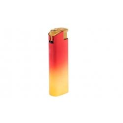 Dvojfarebný zapaľovač červený