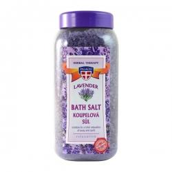 PALACIO soľ do kúpeľa - levanduľová 900 g