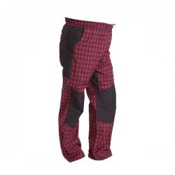 Neverest Pánske športové nohavice - Červené