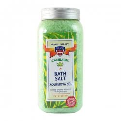 PALACIO konopná soľ do kúpeľa 1200 g