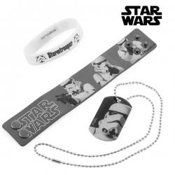 Náramky a Prívesok Stormtrooper Hviezdne Vojny