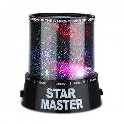 STAR MASTER Projektor nočnej oblohy