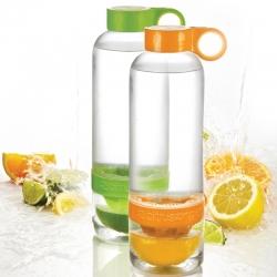 Fľaša na odšťavovanie citrusov