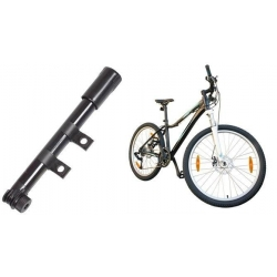 Cyklistická mini hustilka