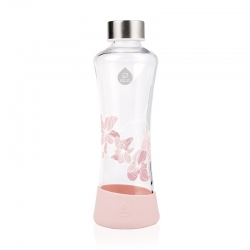 EQUA fľaša sklenená 550ml - Magnolia