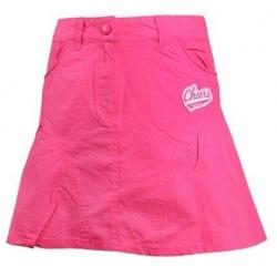Mariquita dievčenské sukne Cheers Football ružová