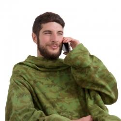 SNUG Deka s rukávmi Commando