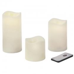 Sviečky na diaľkové ovládanie