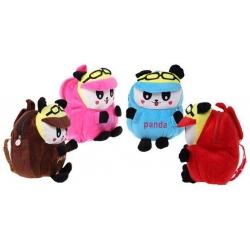 Plyšový batôžtek (panda)