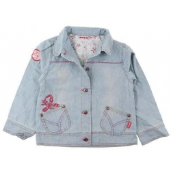Dievčenské džínsová bunda vel.80