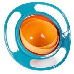 Miska pre deti s rotáciou až 360°