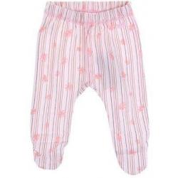 Dojčenské nohavice pruhované 56