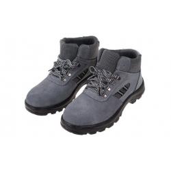 Prac. topánky kožené D vel. 43