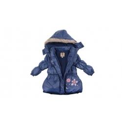 Modrý kabátik vel. 80