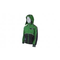 Zelená bunda vel. 134