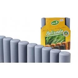 Palisáda šedá 2,7m