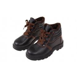 Prac. topánky kožené E vel. 41