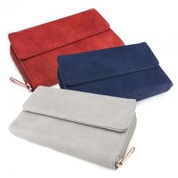 Praktická dámska peňaženka