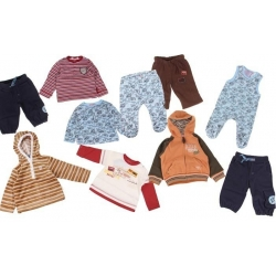 Balíček 10ks oblečenie chlapec veľ.68