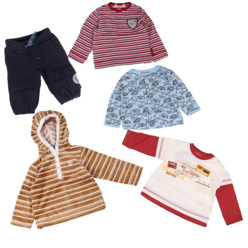 Balíček 10ks oblečenie chlapec veľ.68 99ac4822ab1