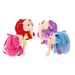 Plyšový batôžtek (slon)