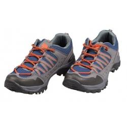 Trekové topánky modrošedé vel.41