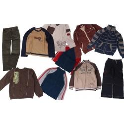 Balíček 10ks oblečenie chlapec veľ.134 3f72399705b