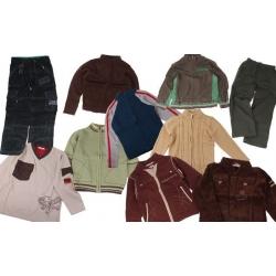 Balíček 10ks oblečenie chlapec veľ. 134