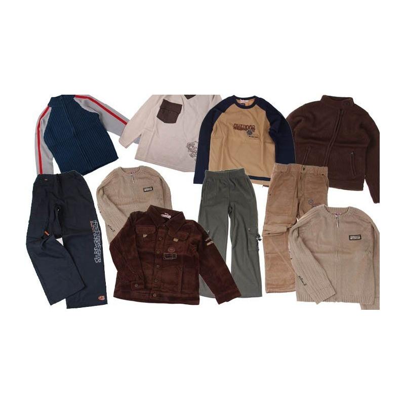 Balíček 10ks oblečenie chlapec veľ. 152 4cee5c30ebf