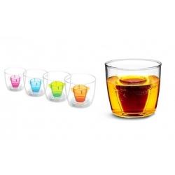 THE DRINKS LAB Bomber Cups poháriky 4 ks