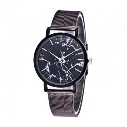 Dámske hodinky s motívom mramoru
