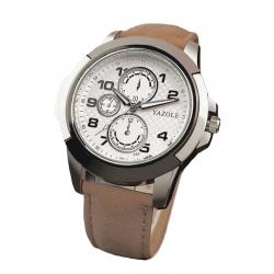 YAZOLE Pánske hodinky
