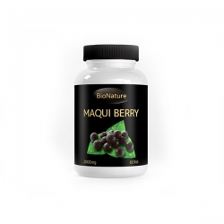 Bionature Maqui Berry 60 tabliet
