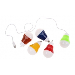 LED USB žiarovka