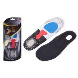 Ortopedické vložky do topánok pánské
