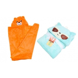 Detská deka zvířátková Happy Baby