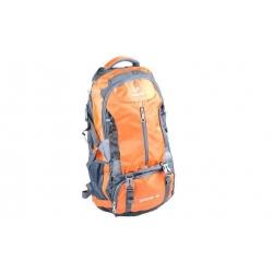 Hosen batoh outdoorový oranžový 65l