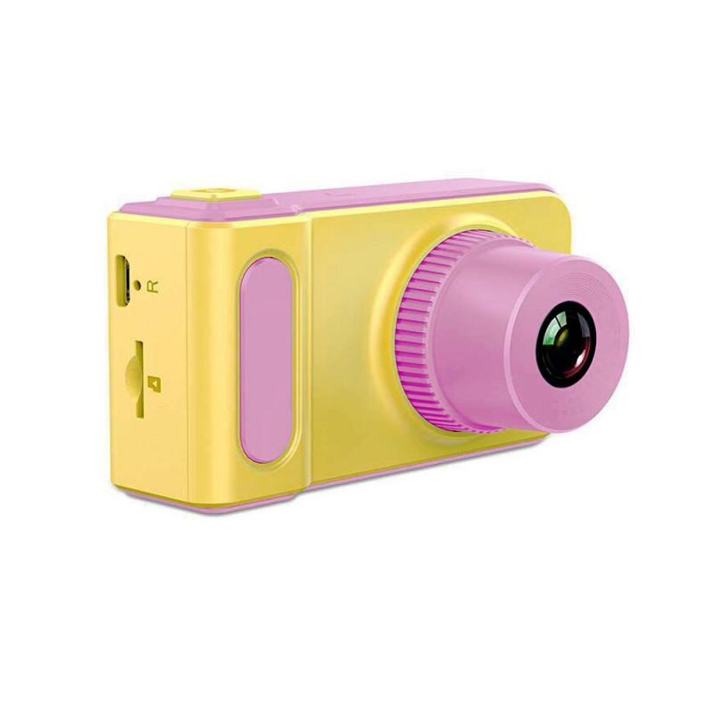 Detský digitálny mini fotoaparát s kamerou