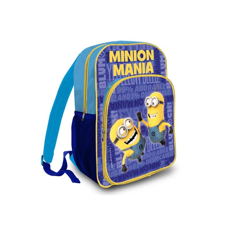 16b0322403 Školská taška s motívom Mimoni - Bestbonus.sk