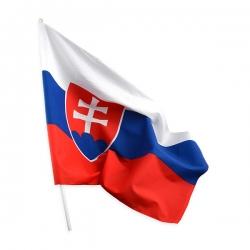 Mávatko do ruky s motívom slovenskej vlajky